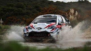 2018年WRC世界ラリー選手権第5戦アルゼンチンハイライト