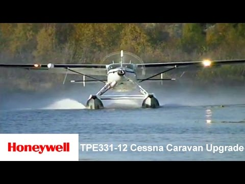 TPE331-12 Cessna Caravan Upgrade | Training | Honeywell