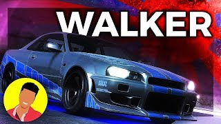 The Evolution of Paul Walker