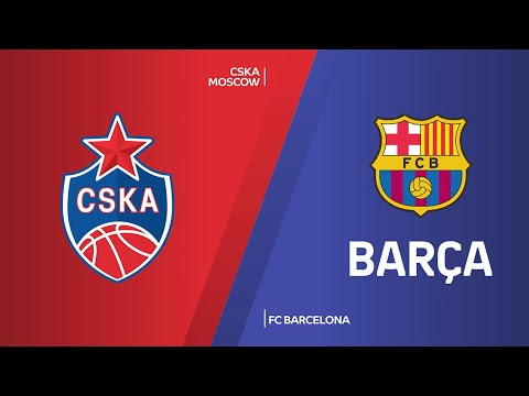 CSKA Moscow - FC Barcelona Highlights   Turkish Airlines EuroLeague, RS Round 20