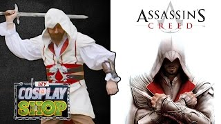 Ezio - Assassin's Creed - DIY COSPLAY SHOP