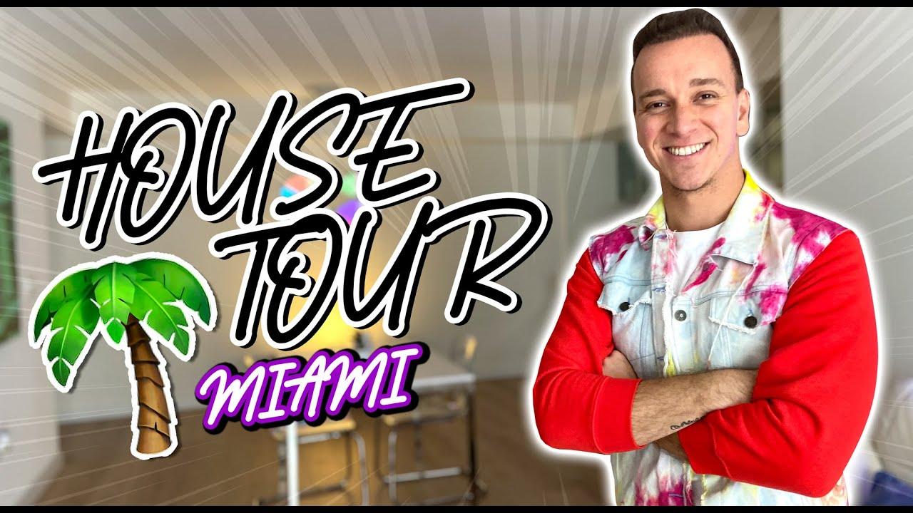 HOUSE TOUR 2020!! Mi Apartamento en MIAMI ¿Cuánto pago? - Oscar Alejandro