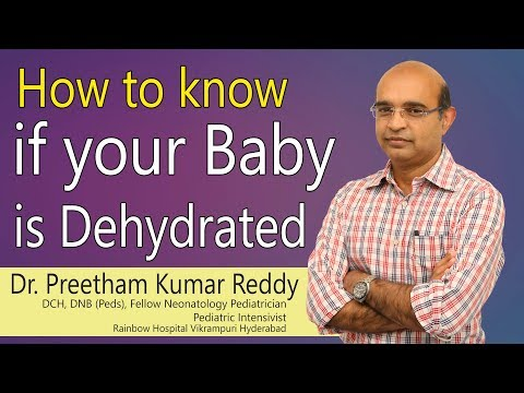 Hi9 | How to know if your baby is Dehydrated | Dr Preetham Kumar