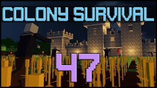 Colony Survival - E47 'Hall of Learning'