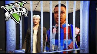 GTA LIFE - MANDAMOS A TODOS A LA CARCEL!! 😂🤣 - Nexxuz