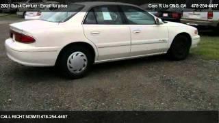 2001 Buick Century  - for sale in Macon, GA 31206