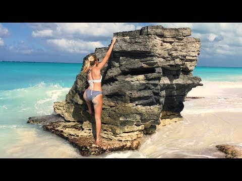 #1 MOST BEAUTIFUL BEACH IN THE WORLD!!! | Turks and Caicos Travel Vlog