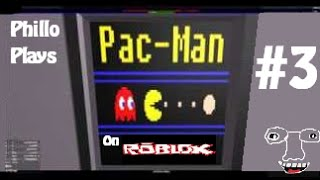 ROBLOX Episode 3: Pac-man S**t
