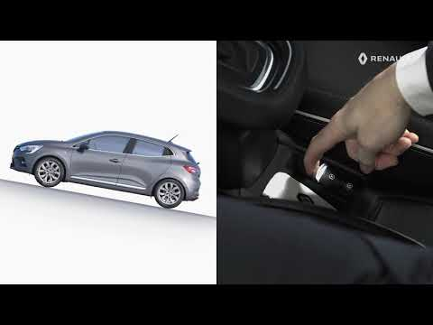 USING THE ELECTRIC PARKING BRAKE AND EXPLORING THE AUTOHOLD FUNCTION