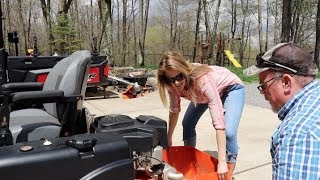 #415 How to Help Prevent Small Engine Problems When They Sit all Winter