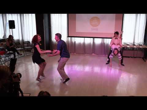 Boogie-Woogie C-Class Hope Round 2 — Russian Swing Dance Championship 2018