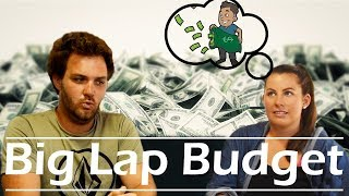 The Big Lap BUDGET - Road Trip Australia Podcast 2