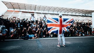 Lewis Hamilton Behind the Scenes: Day in the Life of an F1 Champion
