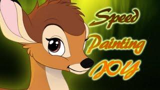Bambi-Speedpaint