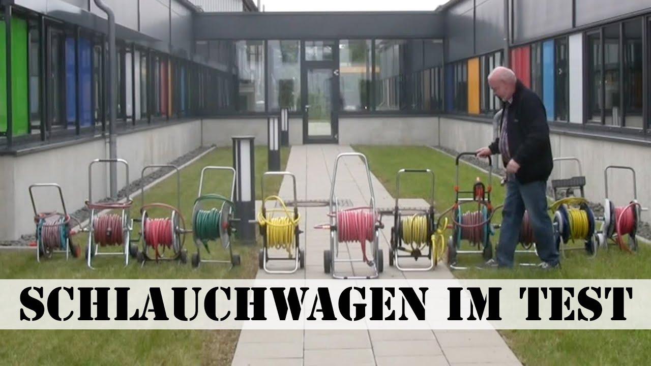 schlauchwagen im test - youtube