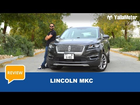 Lincoln MKC Review - A fancy Ford Escape? | YallaMotor