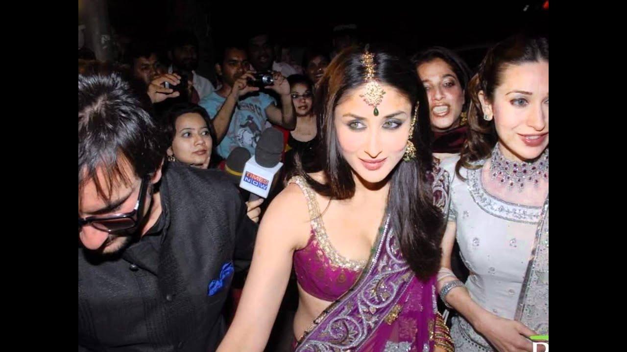Saif And Kareena Wedding