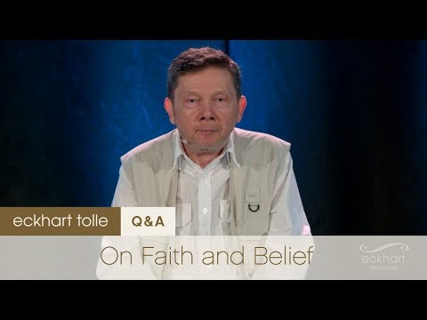 On Faith & Belief
