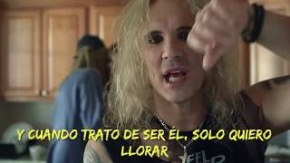Steel Panther - Wasted Too Much Time ft. Stone Sour (Subtitulada en español)