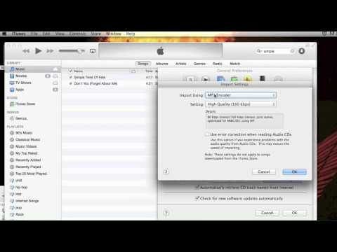 iTunes to mp3 | aac to mp3
