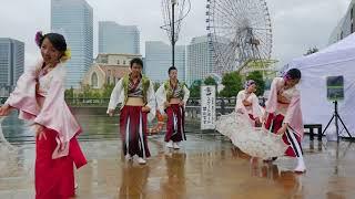 2017年10月15日(日) 横浜 運河パーク 第2回平成29年度横浜よさこい祭り(...