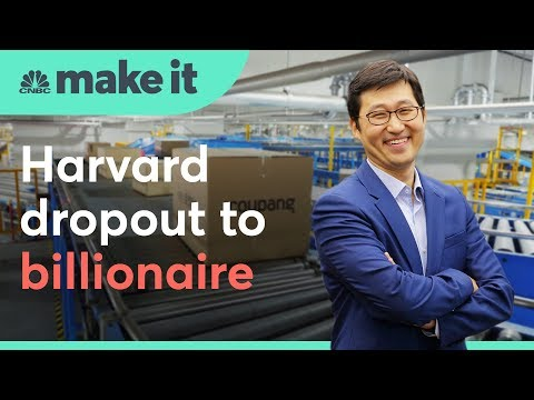 How This Harvard Dropout Founded South Korea's Most Valuable Start-up | Make It International