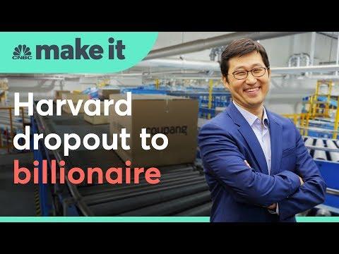 người bỏ học Harvard này thành lập start-up có giá trị nhất của Hàn Quốc