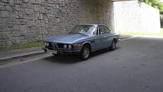 1973 Fjord Blue BMW E9 3.0CS coupe for sale