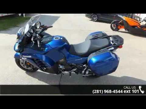 2017 kawasaki concours® 14 abs supersport touring - k's  - youtube