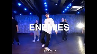 Post Malone feat DaBaby - Enemies / Choreography By SungChan