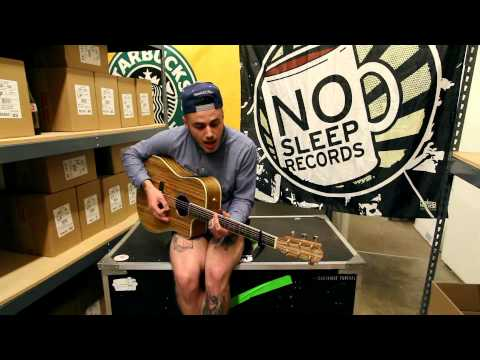No Sleep Records' Warehouse Sessions 012 with Moose Blood