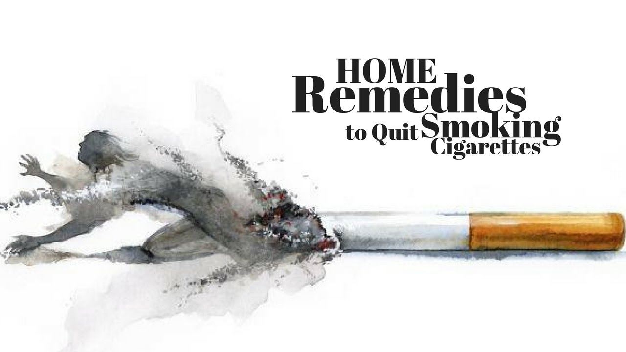How to stop smoking at home 27