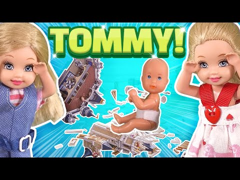 Barbie - Trouble With Tommy | Ep.151