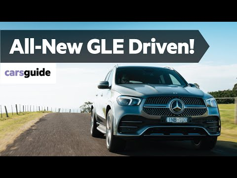 Mercedes-Benz GLE 2020 review