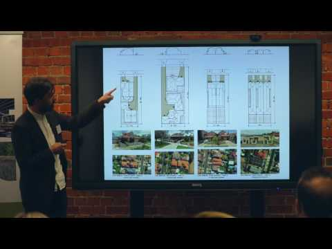Residential infill: design quality and an enhanced public realm