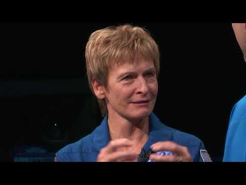 Astronaut Peggy Whitson's Math Mistake on the ISS