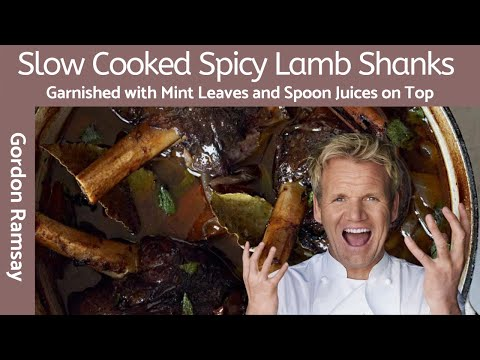Gordon Ramsay Slow Cooked Fiery Lamb