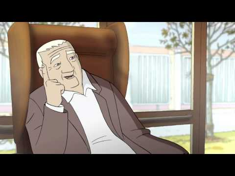 трейлер мультфильма - Морщинки (Arrugas) 2011_Русский Трейлер Мультфильма HD