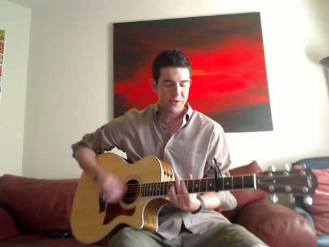 Cyclone Baby Bash cover by Ryan Burns in HD video