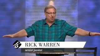 Learn How Much You Matter To God with Rick Warren