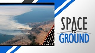 Space to Ground: California Wildfires: 12/08/2017