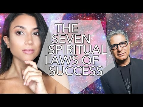 Seven Spiritual Laws of Success: How to Use Them NOW! | Leeor Alexandra