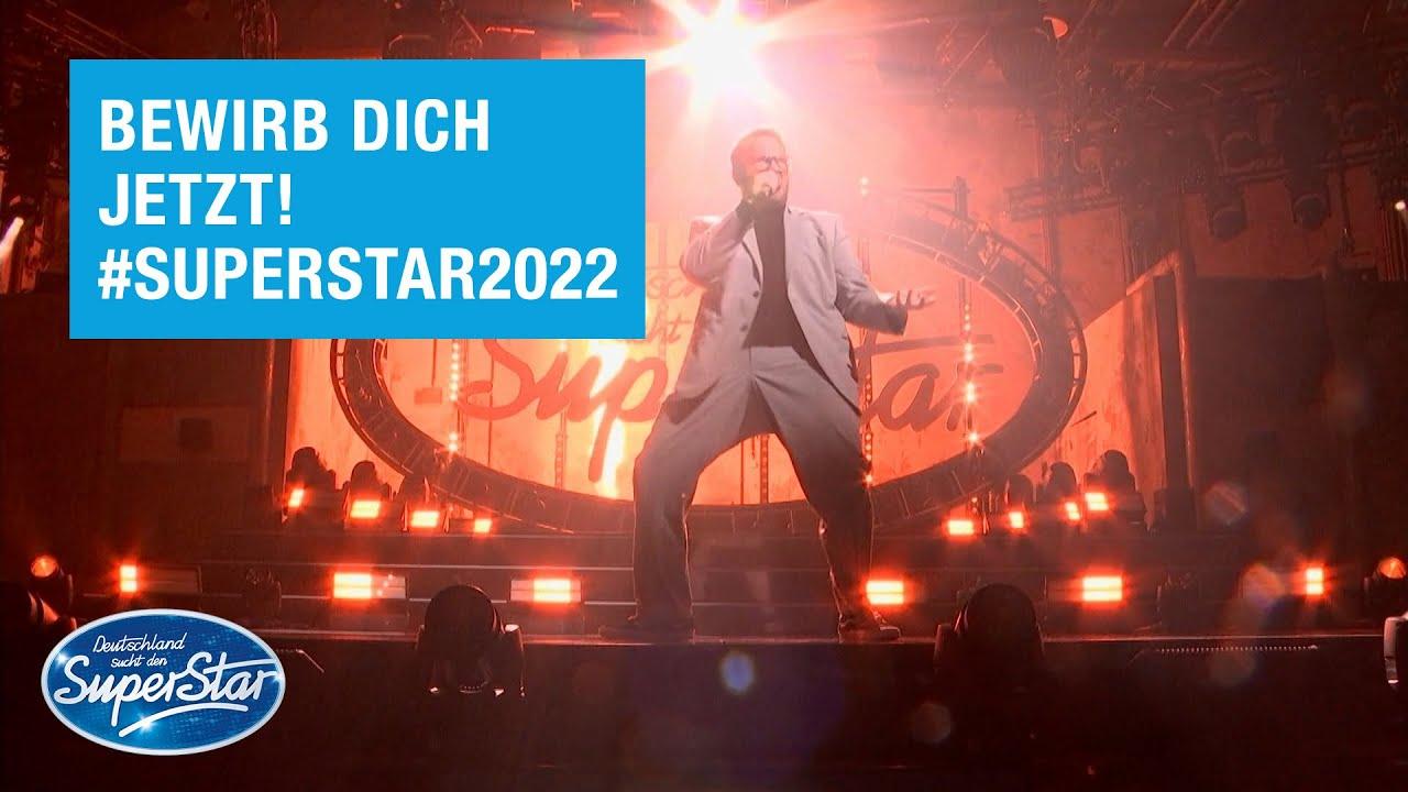Bewirb Dich Jetzt! #Superstar2022 - Jan-Marten Block | DSDS 2022