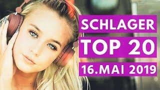 SCHLAGER CHARTS 2019 - Die TOP 20 vom 16. Mai