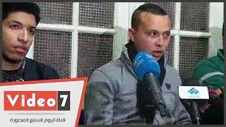 بالفيديو... حركات طلابية تساند اتحاد طلاب مصر وتطالب برحيل الشيحى ومحاكمته