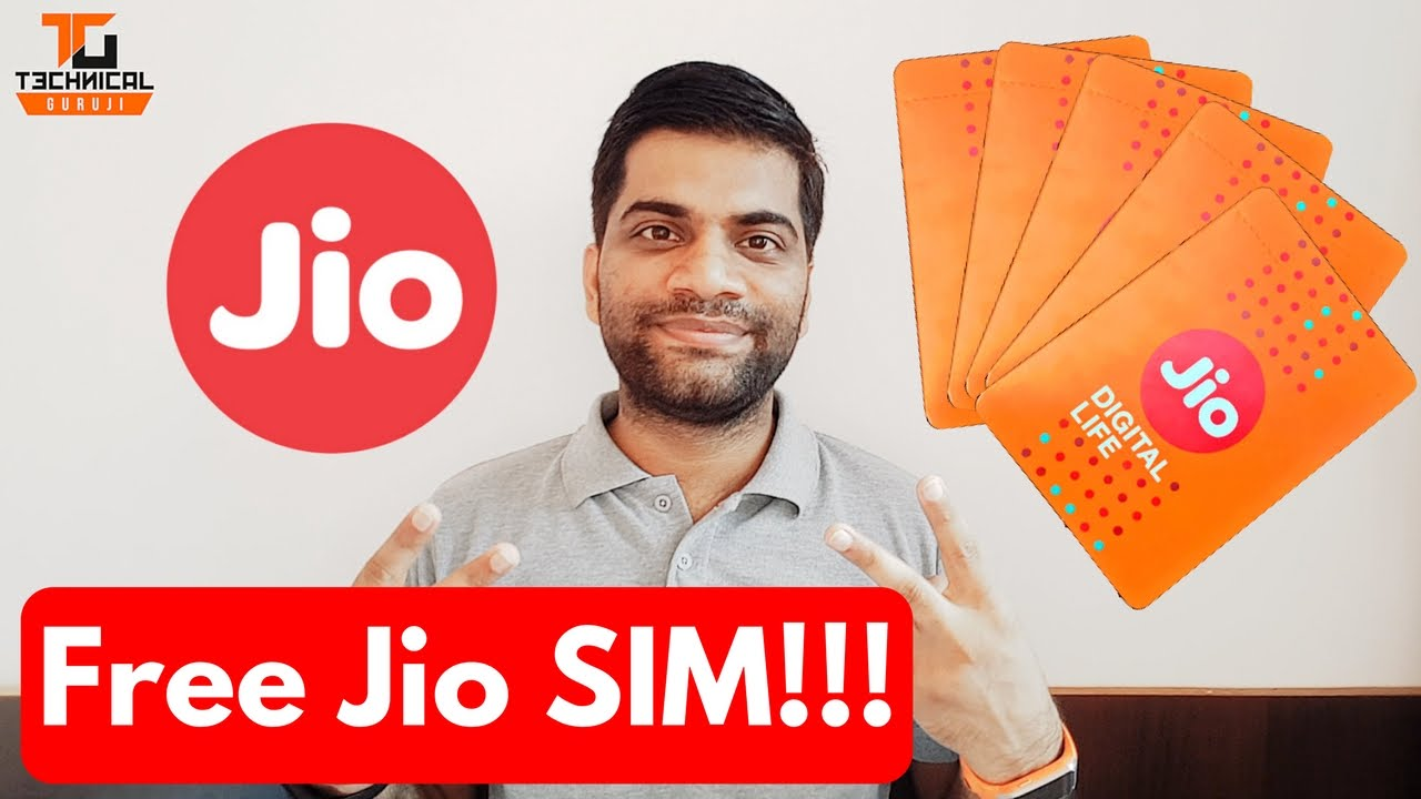 How to Get Free Reliance Jio for all 4G Phones!!! Free Calls + Data!!!