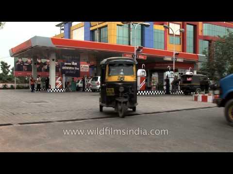 IBP petrol pump in Faridabad