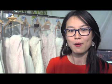 BLUETHREAD New York International Bridal Week 2015 | What's Haute