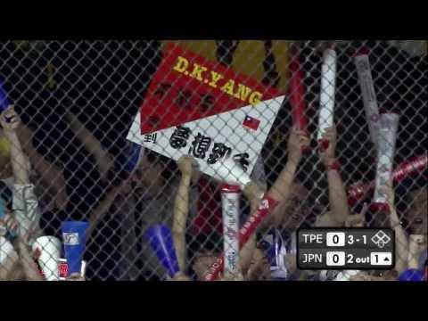 20131109 中日經典棒球賽 中華戰士VS 日本武士 1上 沙士來囉~~陽岱鋼一棒轟出中外野陽春砲!!中華隊先馳得點
