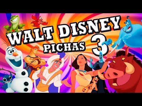 WALT DISNEY PICHAS 3